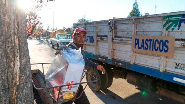 El municipio logró recuperar más de 40 mil kilos de material para reciclado