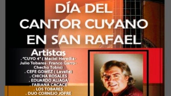Se viene la cuarta edición del Día del Cantor Cuyano ...