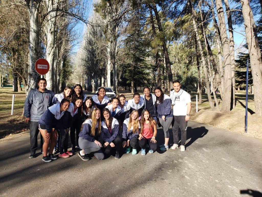 San Rafael: la Selección Sanrafaelina Sub 18 lista para el nacional de hockey en Tucumán