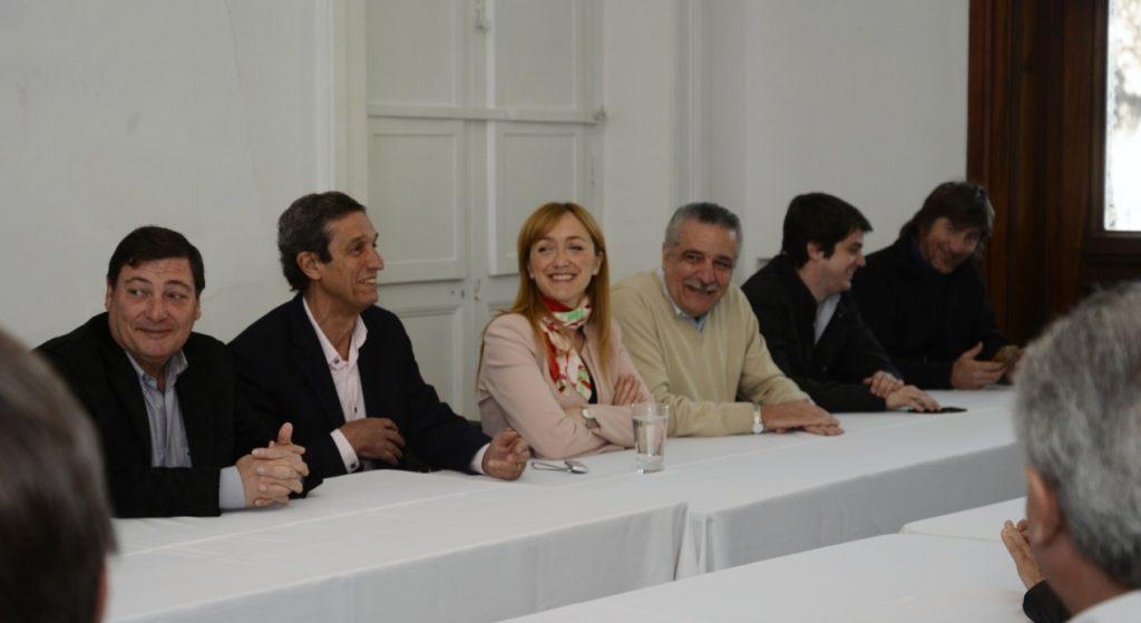 Anabel presentó su propuesta para el sector vitivinícola