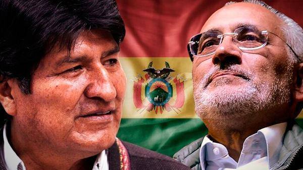 Tras la reanudación del recuento, ahora Evo Morales gana en primera vuelta