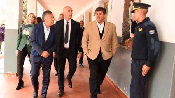 Se realizó un acto por el 20º aniversario del Instituto Universitario de Seguridad Pública | Diario Mendoza Sur - Diario de San Rafael