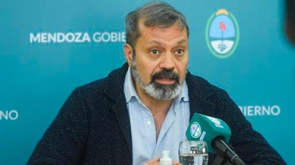 Oscar Sagas dio positivo por Covid-19   Diario Mendoza Sur - Diario de San  Rafael